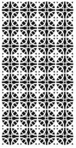 Geometric Seamless Pattern dxf File