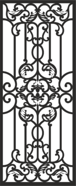 Home Iron Grills Design Vector Free Vector