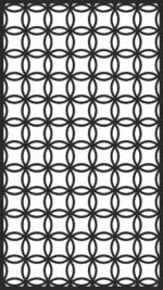 Decorative Screen Panel Free Vector