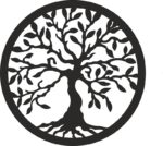 Tree of Life laser cut vector Free Vector