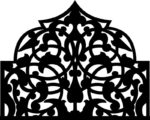 Arabic Ornament Pattern vector Free Vector