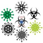 Coronavirus Logo Free Vector