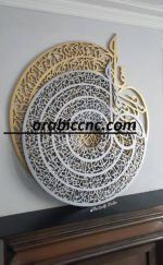 Islamic Wall Art, Gifts & Decor From The Craft Studio by PersonalIslamicGifts