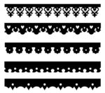 PATTERN  ARABESQUEFREE VECTOR DXF