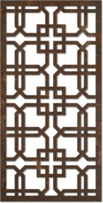 Jali Design Pattern For Interior dxf File