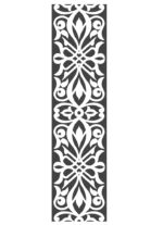 PATTERN – 1 – VECTOR  DXF