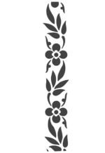 PATTERN – 11- VECTOR DXF