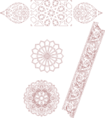 PATTERN – 46 – FREE VECTOR DXF