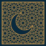PATTERN ARABESQUE RAMADAN VECTOR DXF