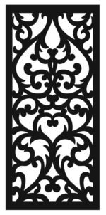 Panel Decor Rectangle 0004