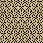 PATTERN ARABESQUE FREE VECTOR DXF  N1