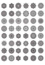 Decorative Mandala Laser Cut Files Free