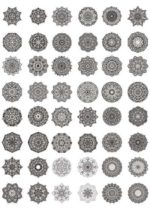 Free Mandala Vector Plasma Cutter Patterns