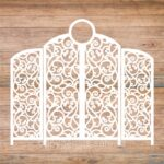 Decoration Screen Laser Cut Template Free CDR