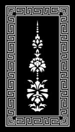 Wooden Pattern Cnc cutting-12 Free PDF File