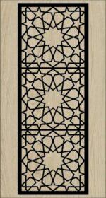 Wooden Pattern Cnc cutting-Free PDF File